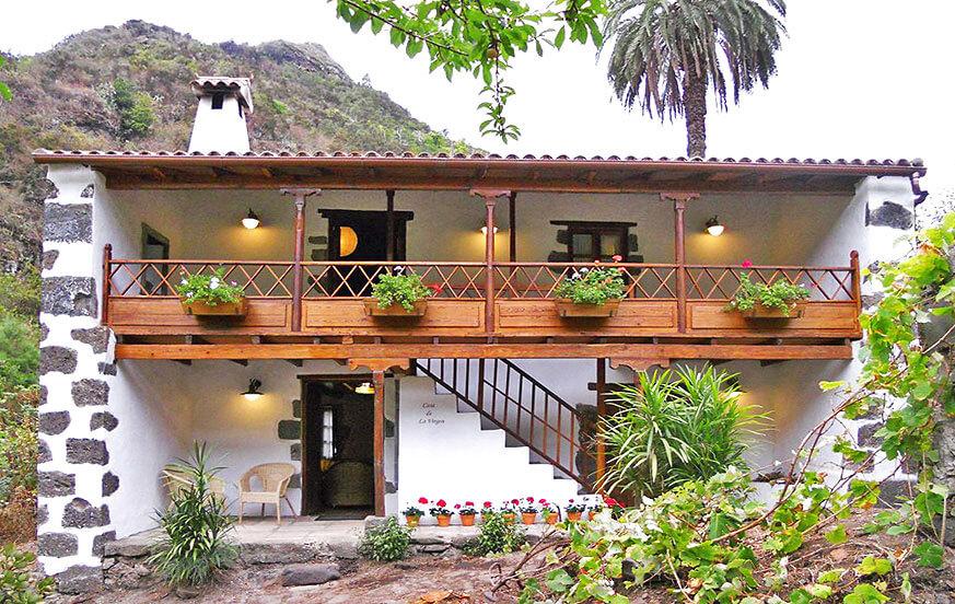 Landelijke huizen in gran canaria casa de la virgen - In het midden eiland grootte ...