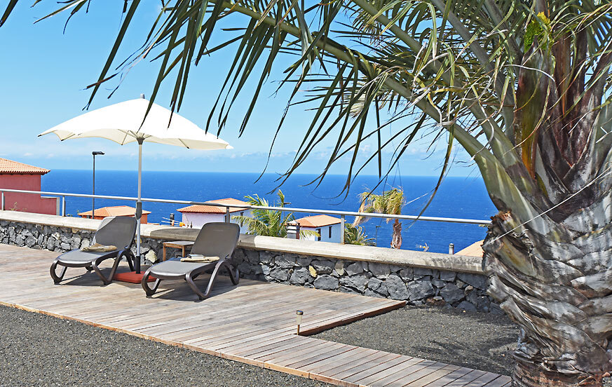 Holiday home near the coast of Tenerife with wonderful views to the Atlantic Ocean