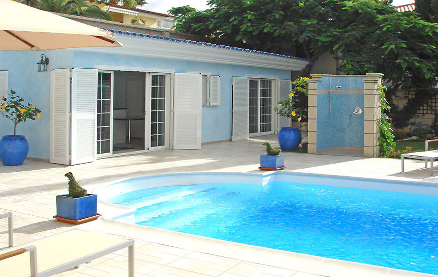 Beautiful holiday home for two people with communal pool near Costa Adeje in the sunny south of Tenerife