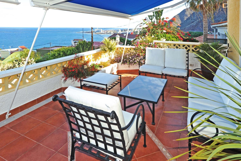 Schönes Ferienhaus mit eigenem Pool für einen erholsamen Urlaub im Norden der Insel Teneriffa